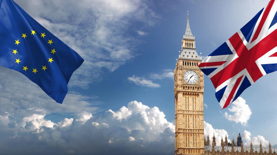 ЕП одобри търговското споразумение за Brexit