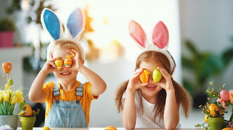 4 идеи за великденски забавления с децата през почивните дни