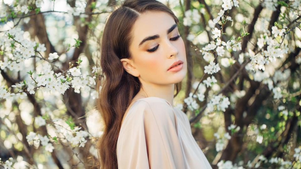 жена дневен пролет