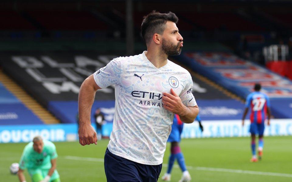 Блестящата кариера на Серхио Агуеро в Манчестър Сити навлезе в