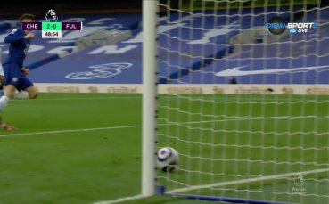 Втори гол за Челси, втори на Кай Хавертц