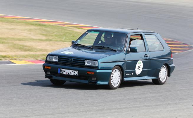 Историята на VW Golf R започва със забравения Golf Rallye