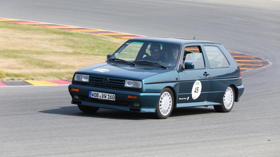 <p>Историята на Golf R започва със забравения Golf Rallye</p>