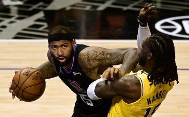Клипърс се справи с Лейкърс в НБА