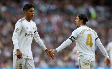 Без изненада: Титулярните централни защитници на Реал са аут за Севиля