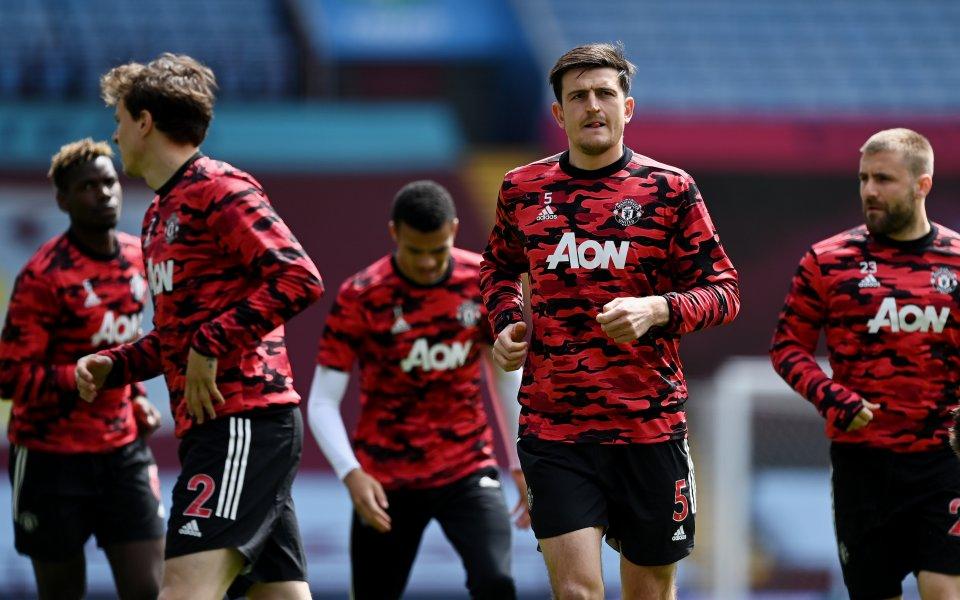 Астън Вила и Манчестър Юнайтед играят при 0:0 във втория