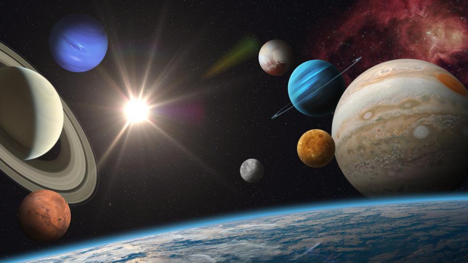 планети планета космос астрология