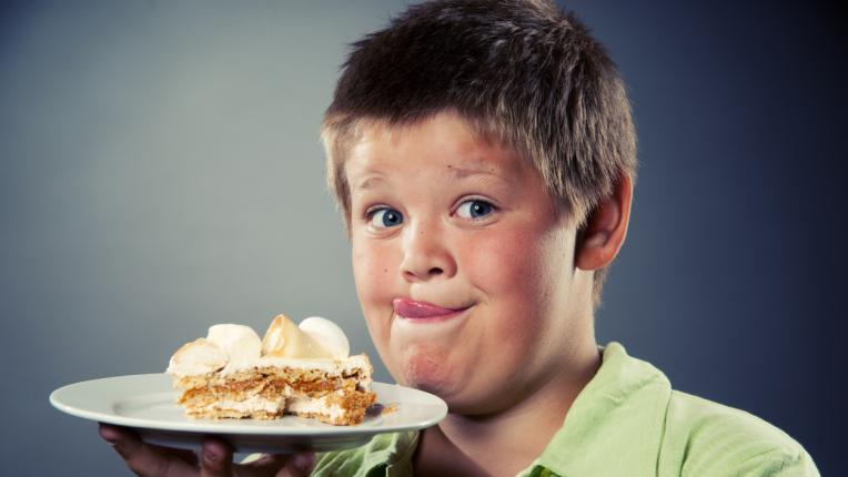 детско затлъстяване