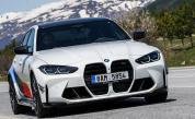 <p>BMW M3 е есенцията на баварската философия (тест драйв)</p>