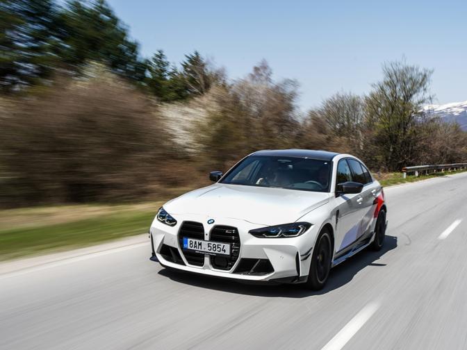 BMW M3 Competition галерия