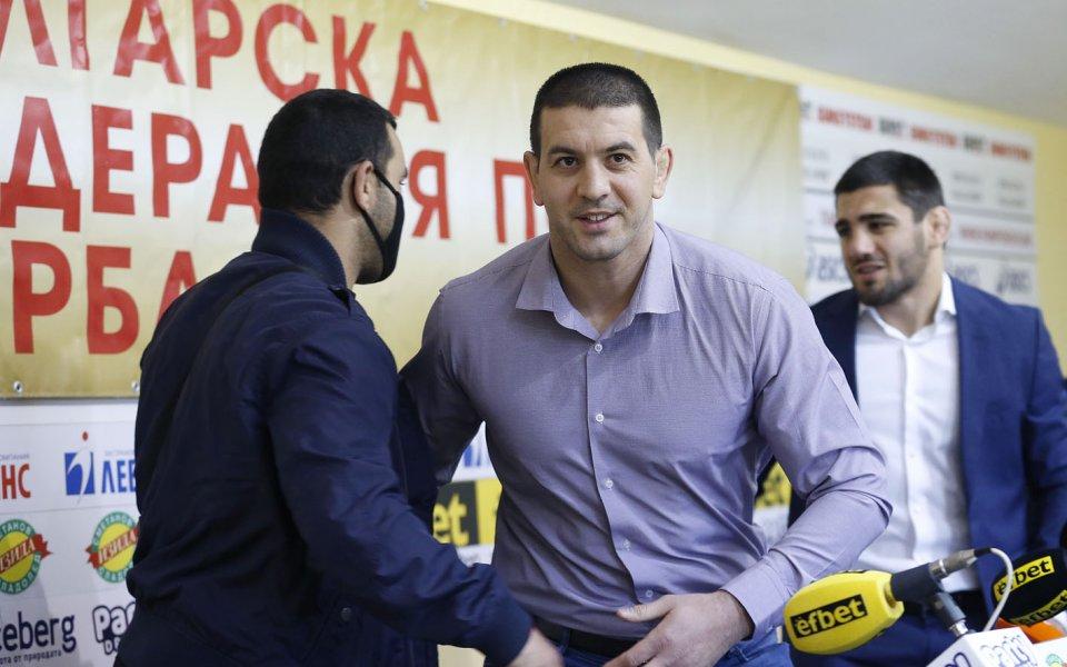 Президентът на БФБорба Христо Маринов заяви, че е очаквал още