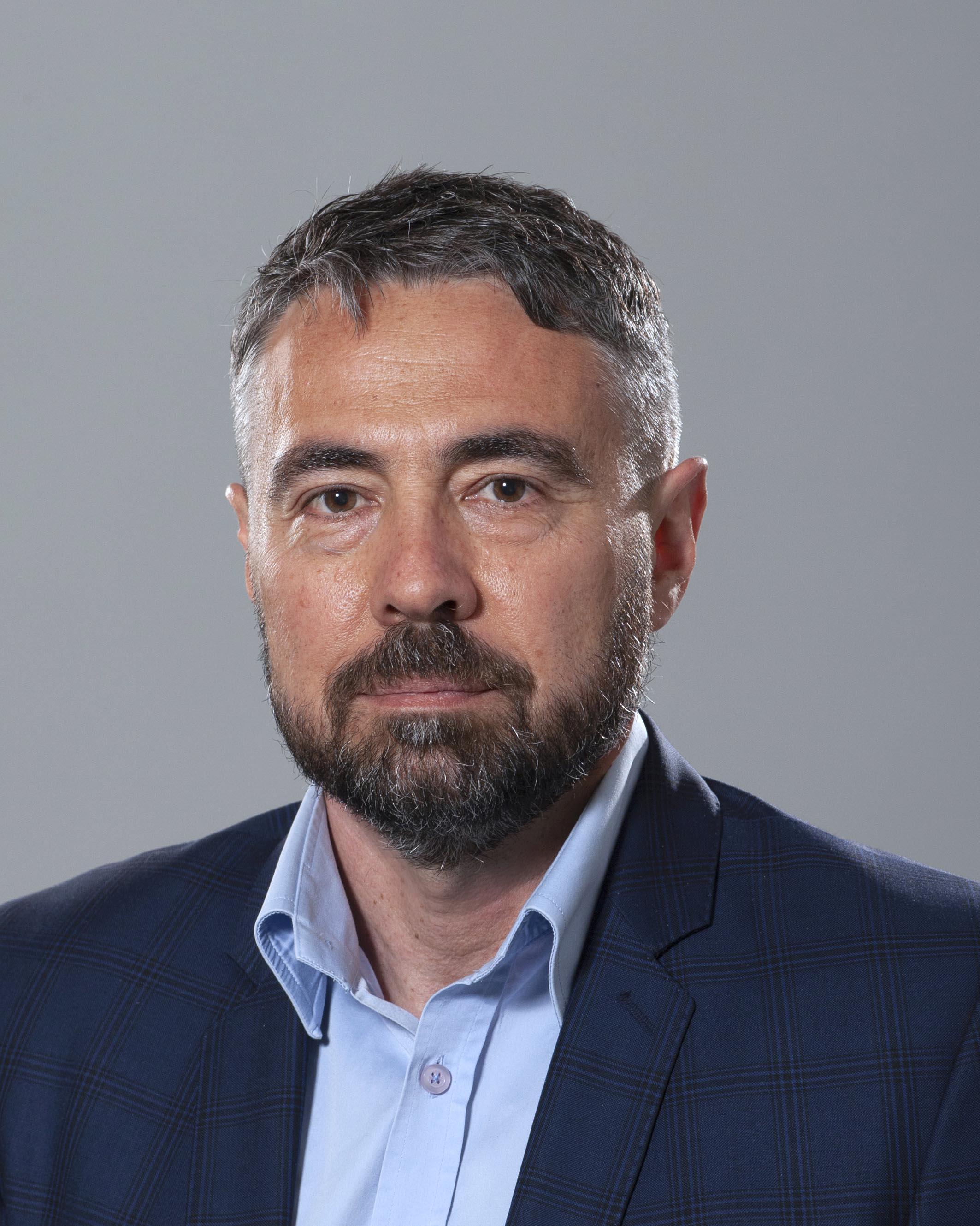 <p>Андрей Стефанов Живков - служебен министър на енергетиката</p>