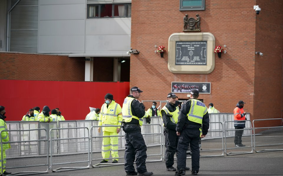 Отборът на Манчестър Юнайтед посреща Лестър Сити в междинен кръг