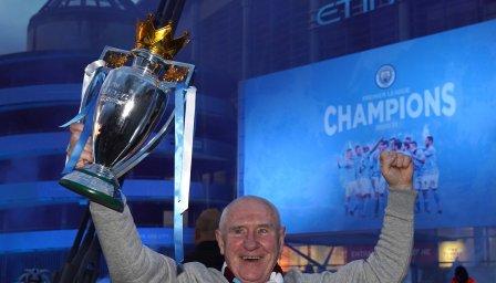 Манчестър Сити празнува!
