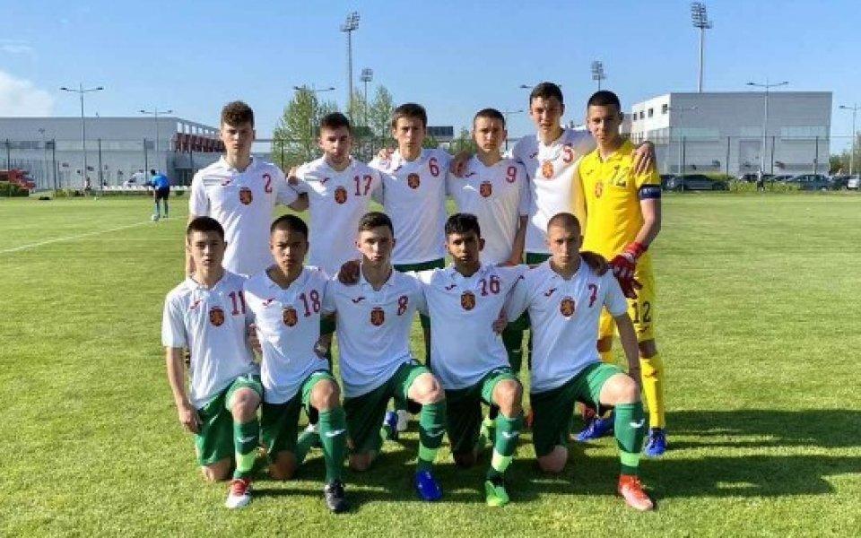 Юношите на България до 17 години загубиха от домакина Сърбия
