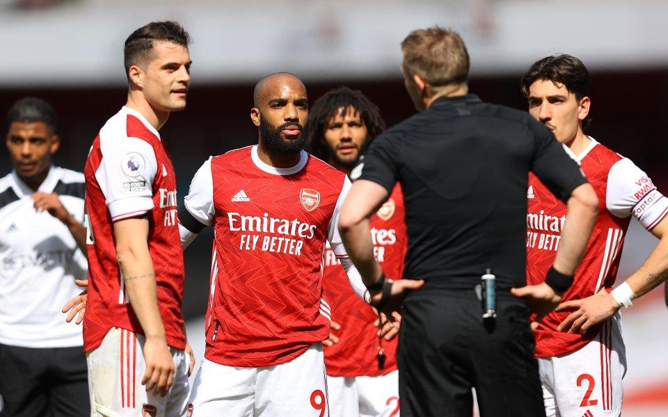 В отбора на Арсенал ще има доста голяма лятна чистка,