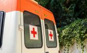 Полиция и линейки до метрото на летище София