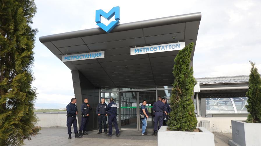 Почина жената, простреляна в метрото в София