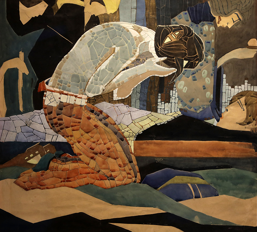 <p>В изложбата преобладават женските образи, персонификации на меланхолията, мечтанието, тъгата и скръбта, женското тяло като въплъщение на чувствеността, изменчивостта и изкушението.</p>