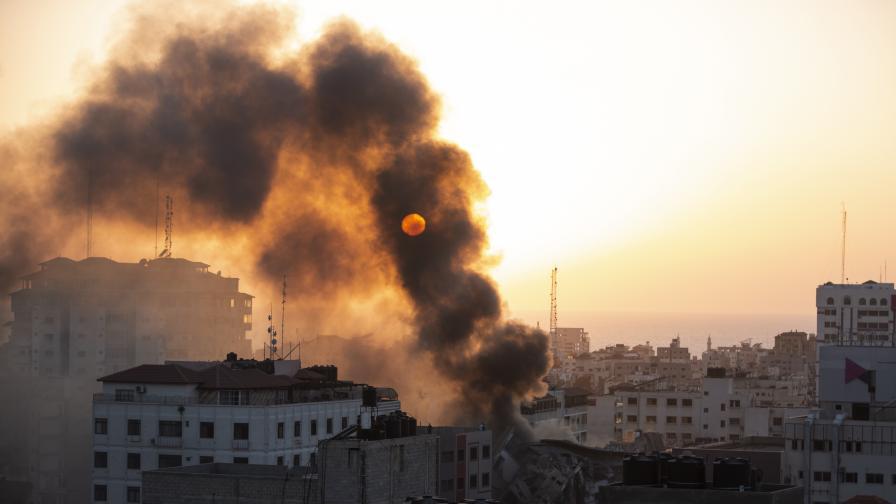 Нова ескалация на сблъсъците между Израел и Хамас