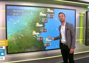 Прогноза за времето (13.05.2021 - сутрешна)