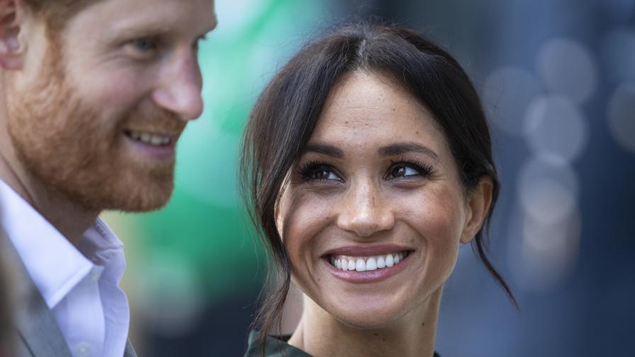 <p>Ще кръстят ли Хари и Меган дъщеря си на принц Филип</p>