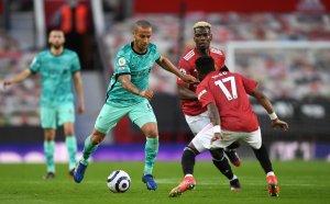 Ливърпул надделя срещу Юнайтед след истински шедьовър