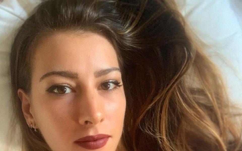 Красавицата Маргарита Бианчин се занимава с волейбол, както и с