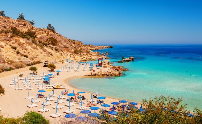 Агия Напа, Кипър