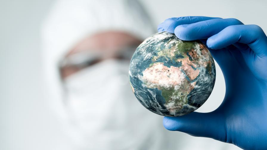 Коронавирусът: Ситуацията по света през последната седмица