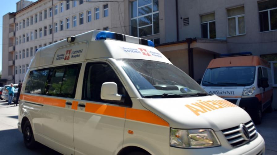 Оперираха по спешност Владимир Каролев