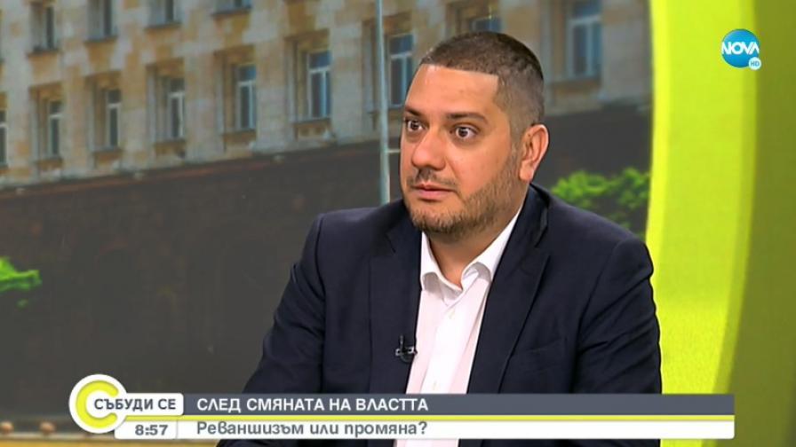Христо Гаджев: В държавата започва тих преврат