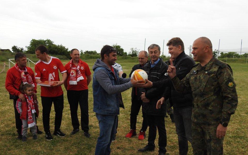 ЦСКА се включи в благородна инициатива