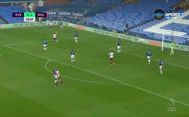 Евертън - Шефилд Юнайтед 0:1 /репортаж/