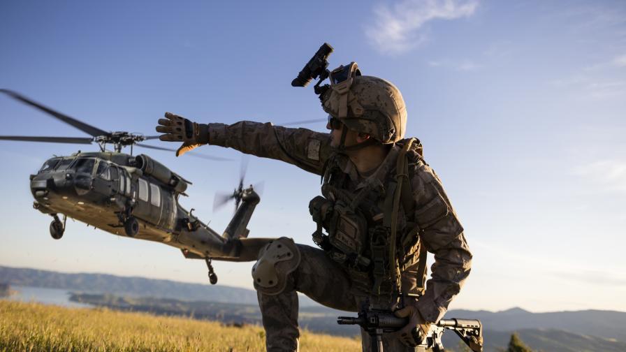 НАТО показва военна мощ на прага на Русия