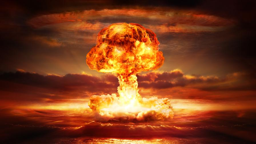 Откриха нова форма на материята след атомна бомба