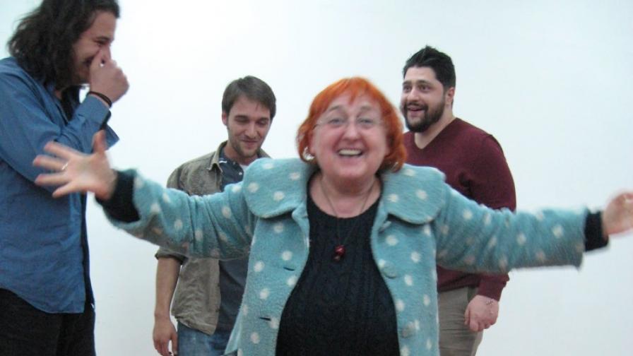 Нина Димитрова за театъра като лечебна лудост