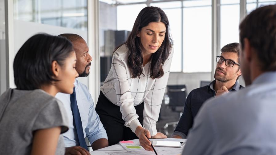 <p>Жените в работата повишават&nbsp;&quot;колективния интелект&quot;&nbsp;&nbsp;</p>