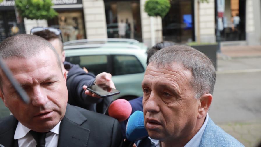 Иван Ангелов и Минко Минков