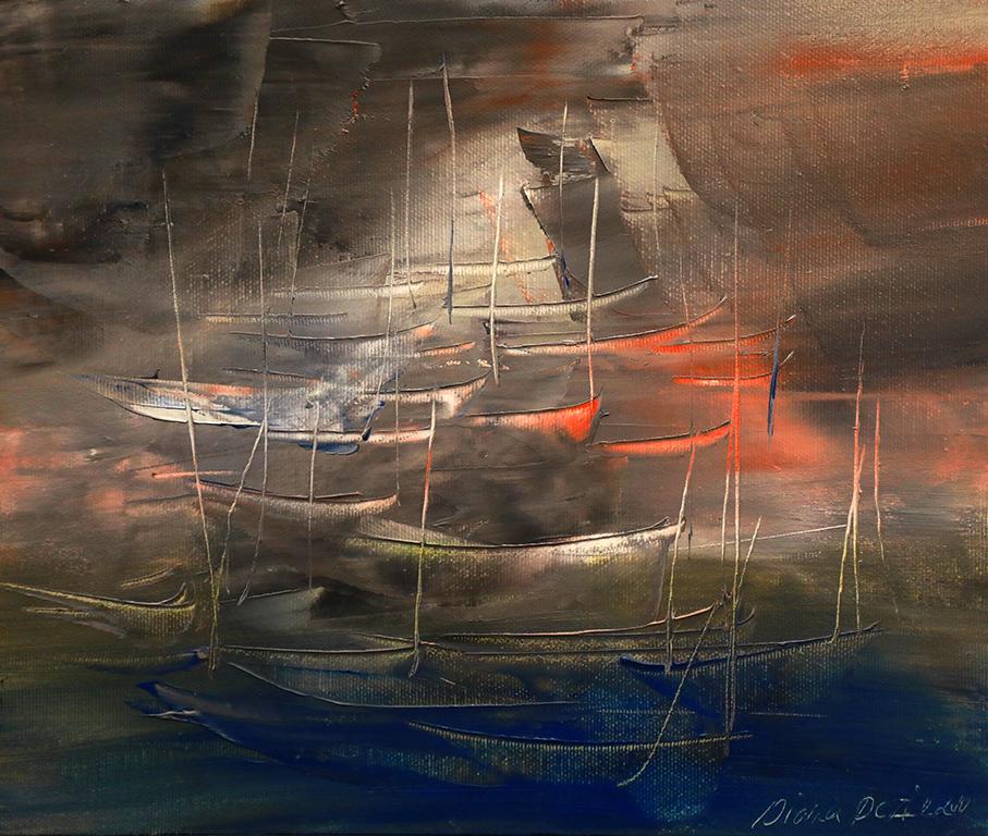 <p>Лодки</p>