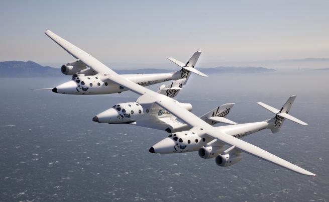Virgin Galactic реализира трети космически полет