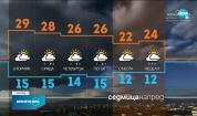 Прогноза за времето (24.05.2021 - сутрешна)