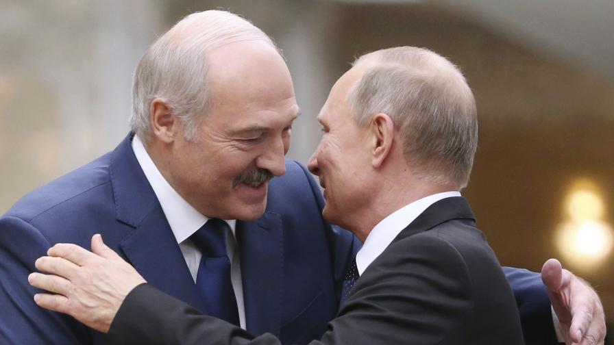 Как Русия печели от кризата с Беларус