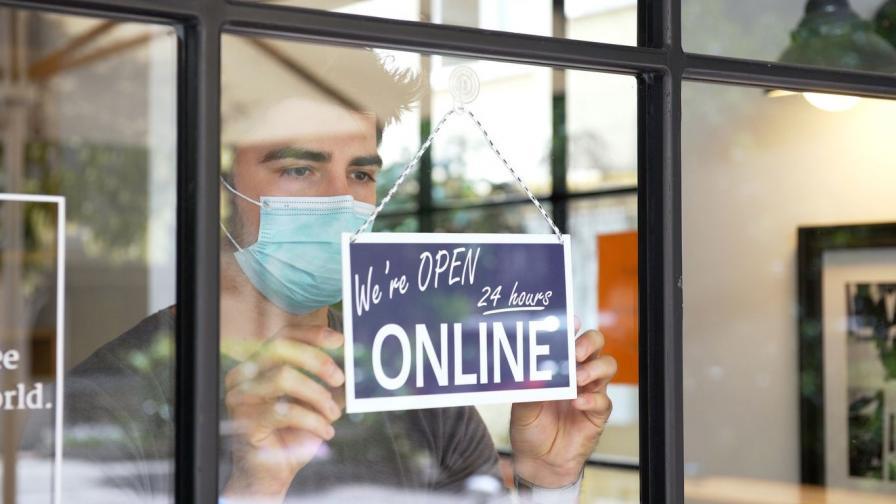 Направете бизнеса си достъпен 24/7. Продавайте онлайн на повече клиенти с по-малко разходи