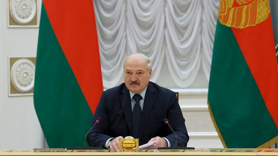Президентът на Беларус Александър Лукашенко