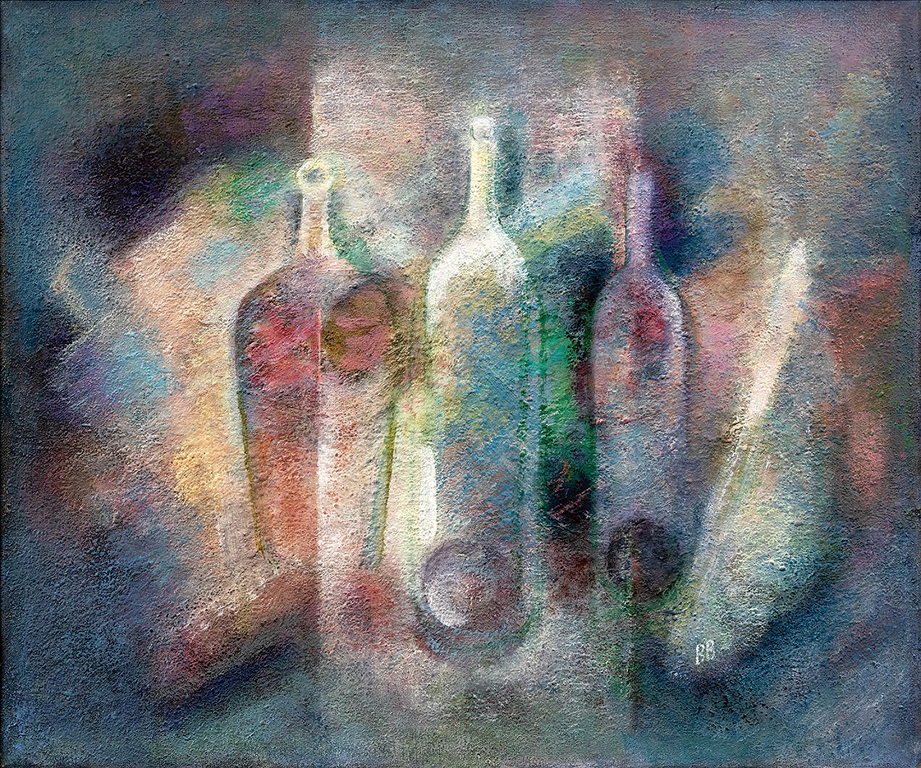 <p>Родена във Велинград (28.10.1926 г.), завършва живопис през 1964 г. при проф. Илия Петров. За дългия си творчески път тя остави своя отпечатък в областта на изящната и приложна графика, оформлението на книги, пощенски марки и най-вече изгради своя ярка индивидуална живопис.</p>