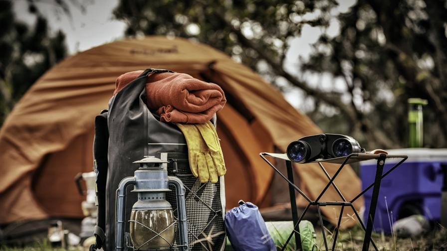 Нови правила за палатки, кемпери или каравани извън къмпингите