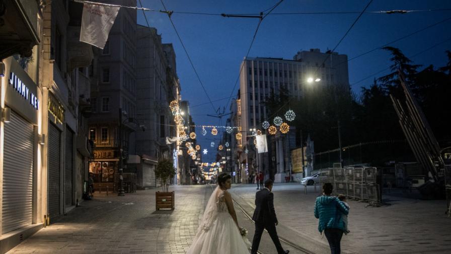 В Турция: Опашки от желаещи да се женят
