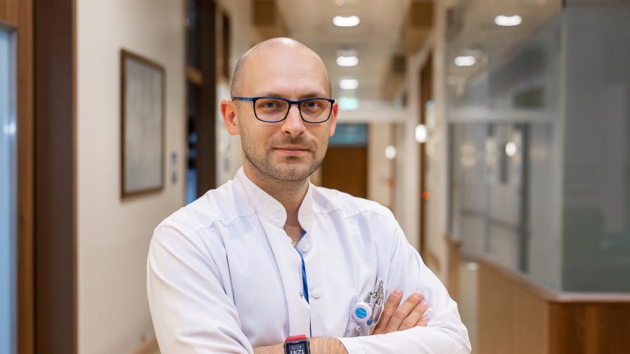 Д-р Искрен Гарвански