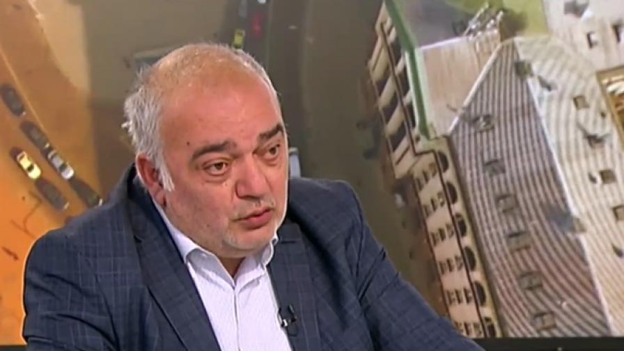 Бабикян: Борисов вече е в Банкя при зайчарника